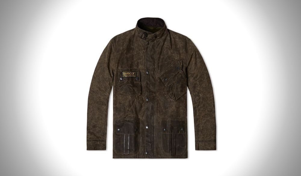 Barbour X Deus Ex Machina Horace