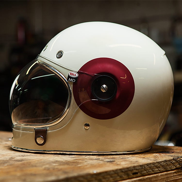 15 Best Vintage Motorcycle Helmets For Cool Riders