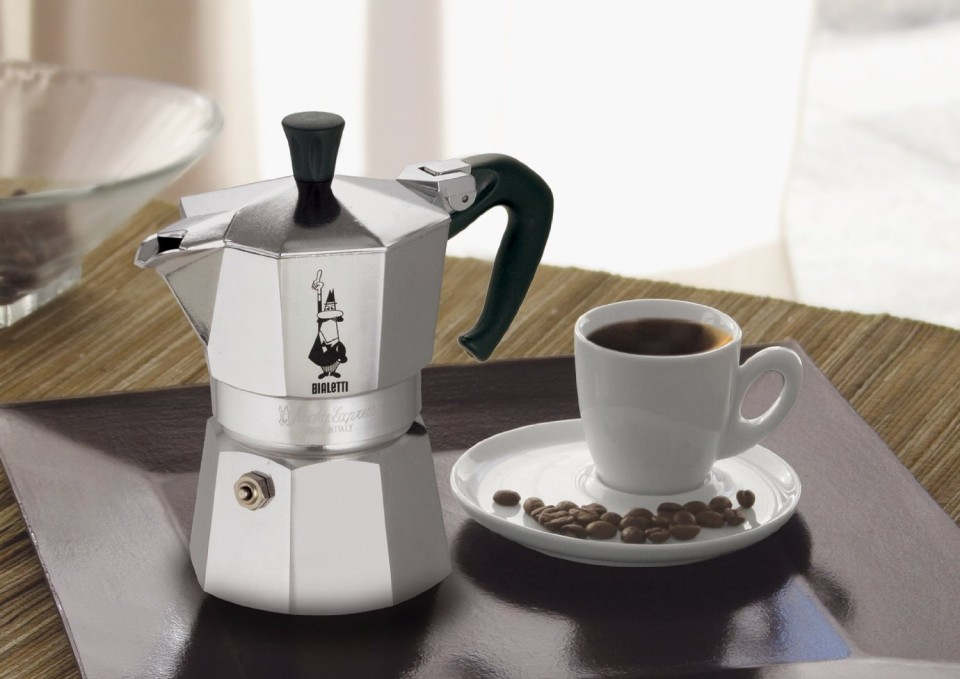 Bialetti Moka Express - espresso machine