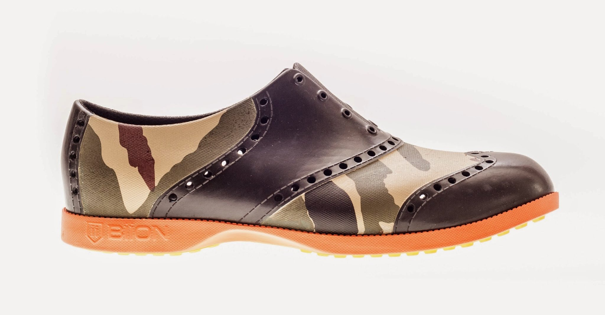 Biion Oxford Brogues 1 – golf shoes