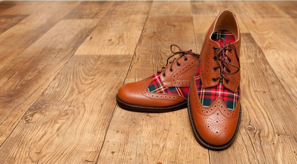 Buchanan Bespoke - The Bonnie Prince Brogue