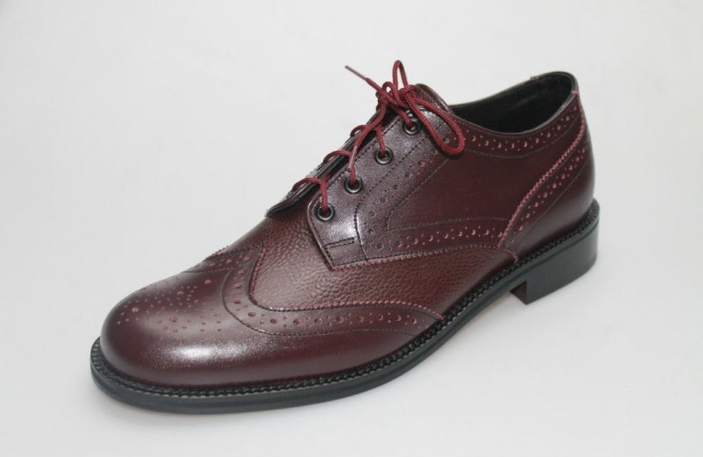 Buchanan Brogues – The OxBlood Brogue