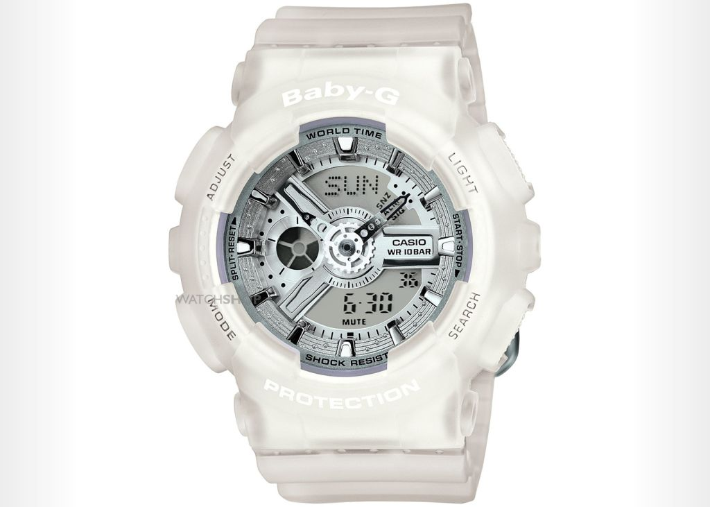 Casio Baby-G – GMT watch