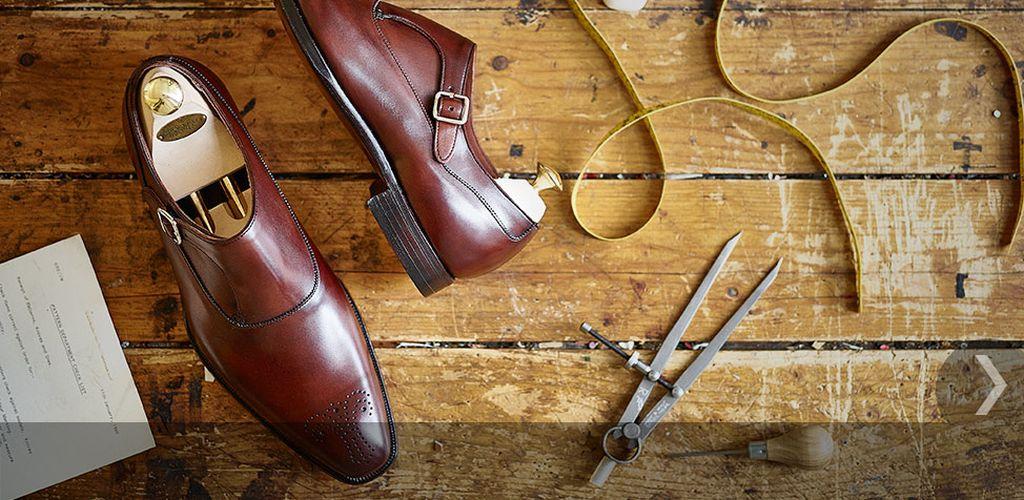 Crockett & Jones – Winston 2016 bespoke shoes