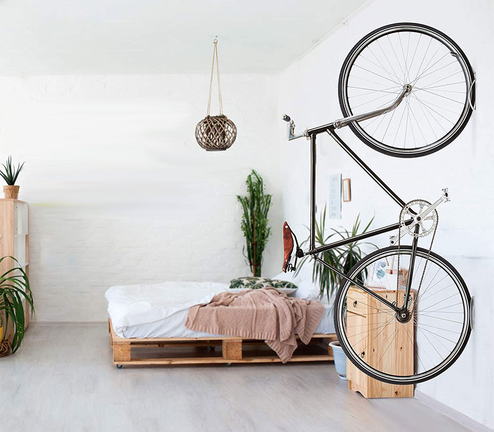Delta Cycle | Leonardo Da Vinci Bike Hooks