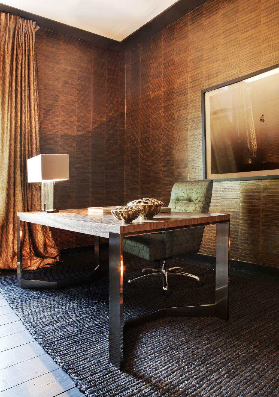 Donghia - Eaton Swivel Chair