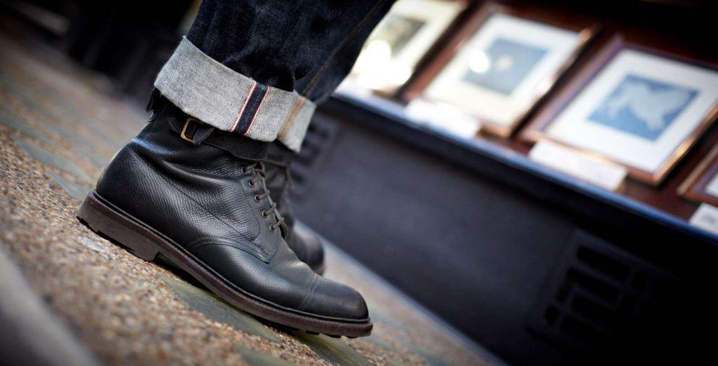 Edward Green – KENTMERE 72 last boots