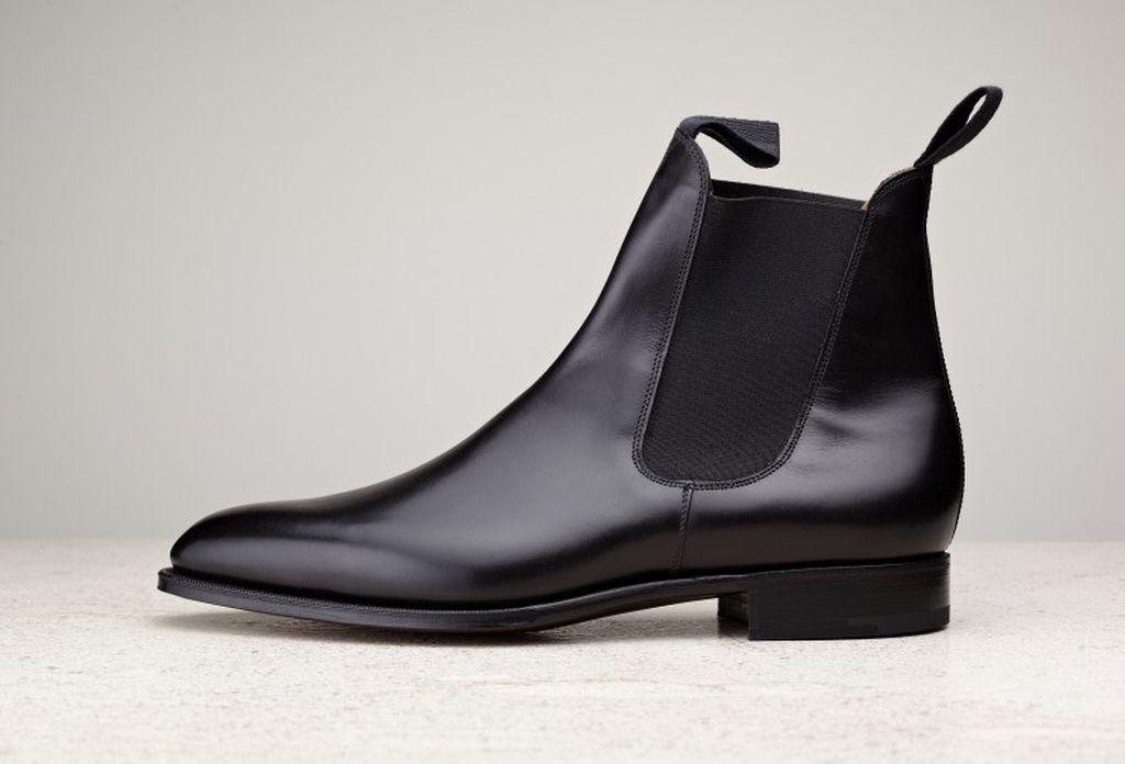 Edward Green – NEWMARKET, classic Chelsea boot