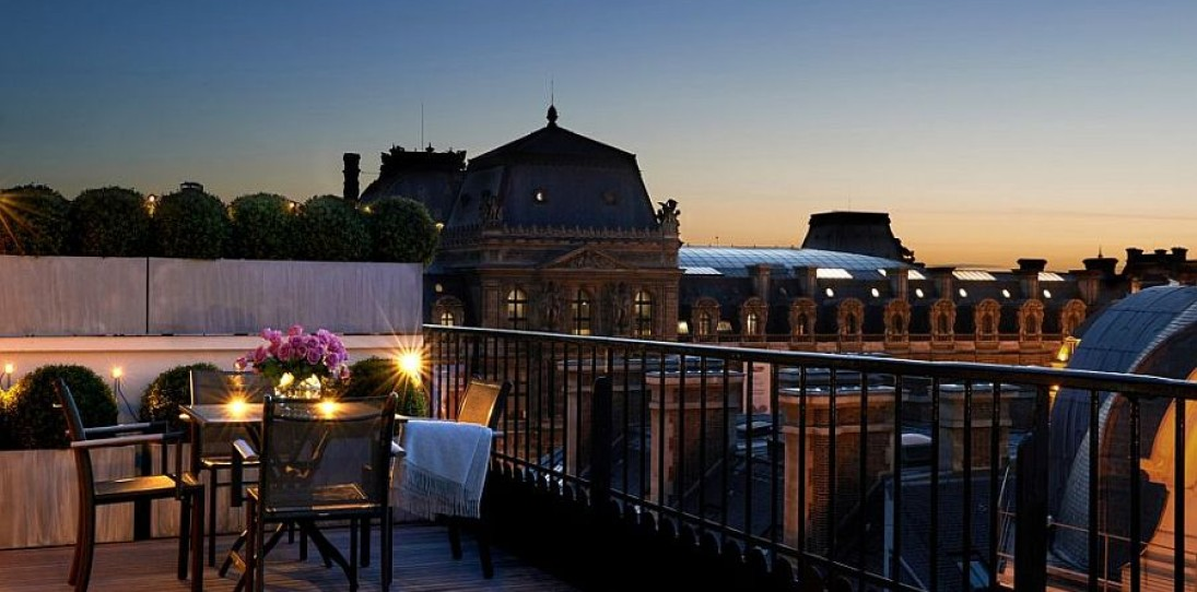 Grand Hotel du Palais Royal: Culture, Cuisine and Comfort ala Parisian!