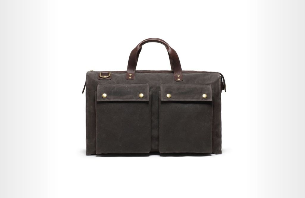 Ernest Alexander Smith Flight Bag