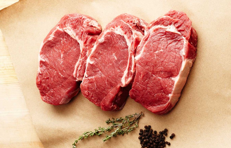 Fossil Farms - mail order steaks