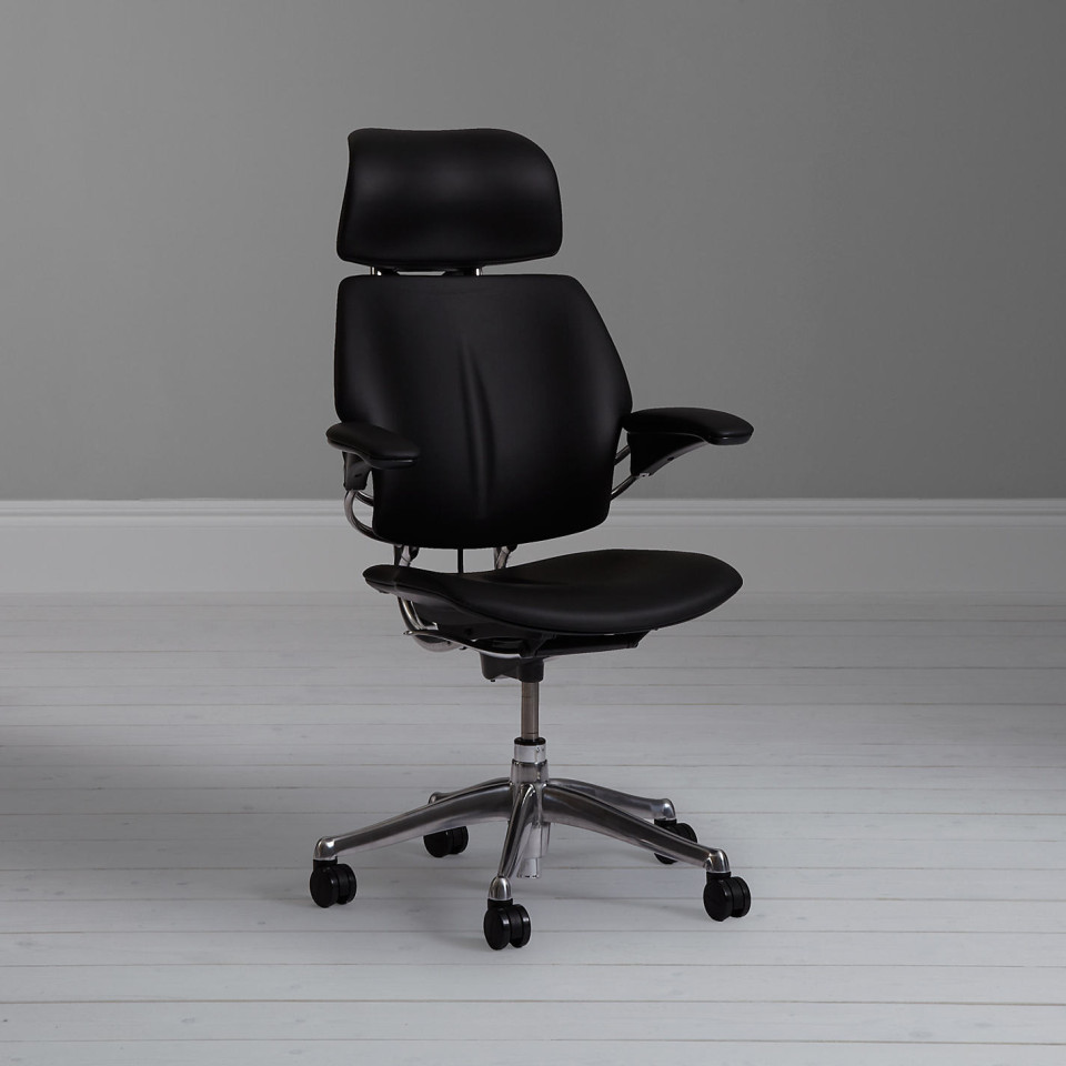 Freedom Task Chair with Headrest
