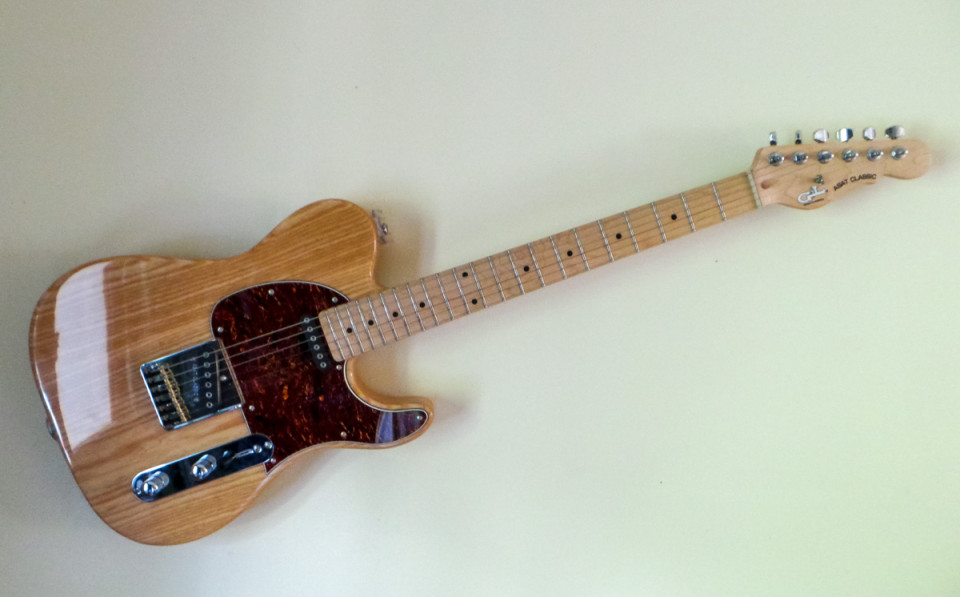 G&L Tribute ASAT Classic - electric guitar