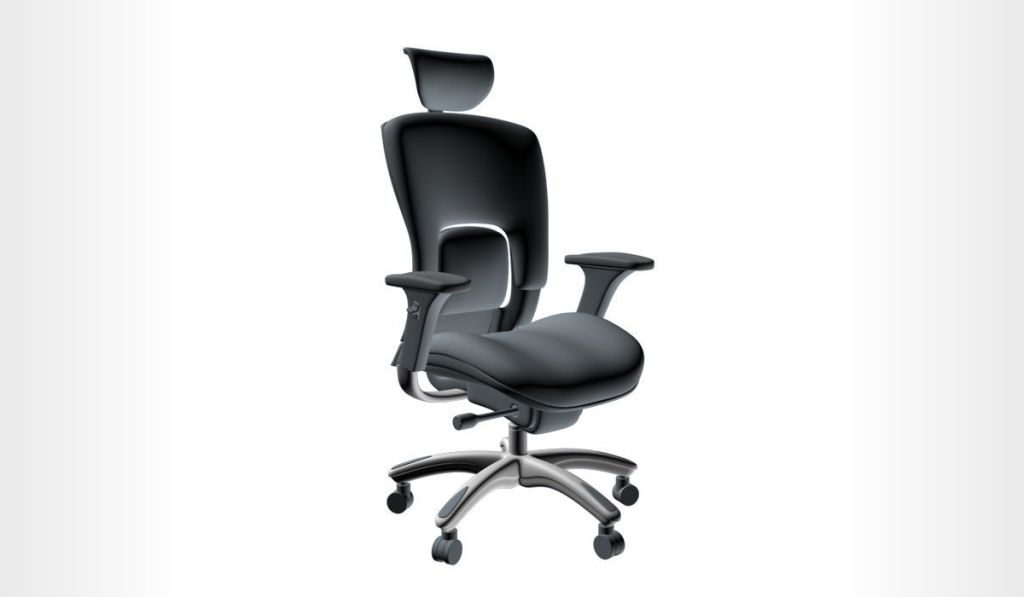office chair genuine leather white. View In Gallery GM Seating Ergolux - Executive Office Chair Genuine Leather White C