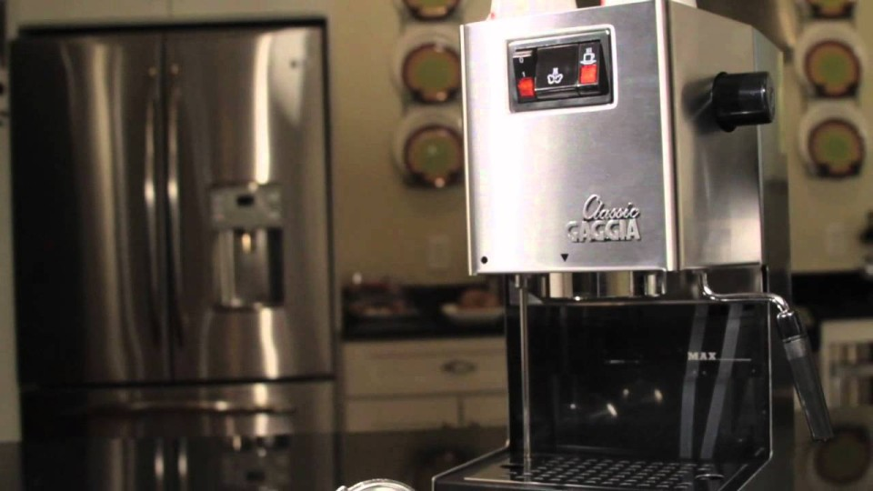Gaggia 14101 Classic - espresso machine