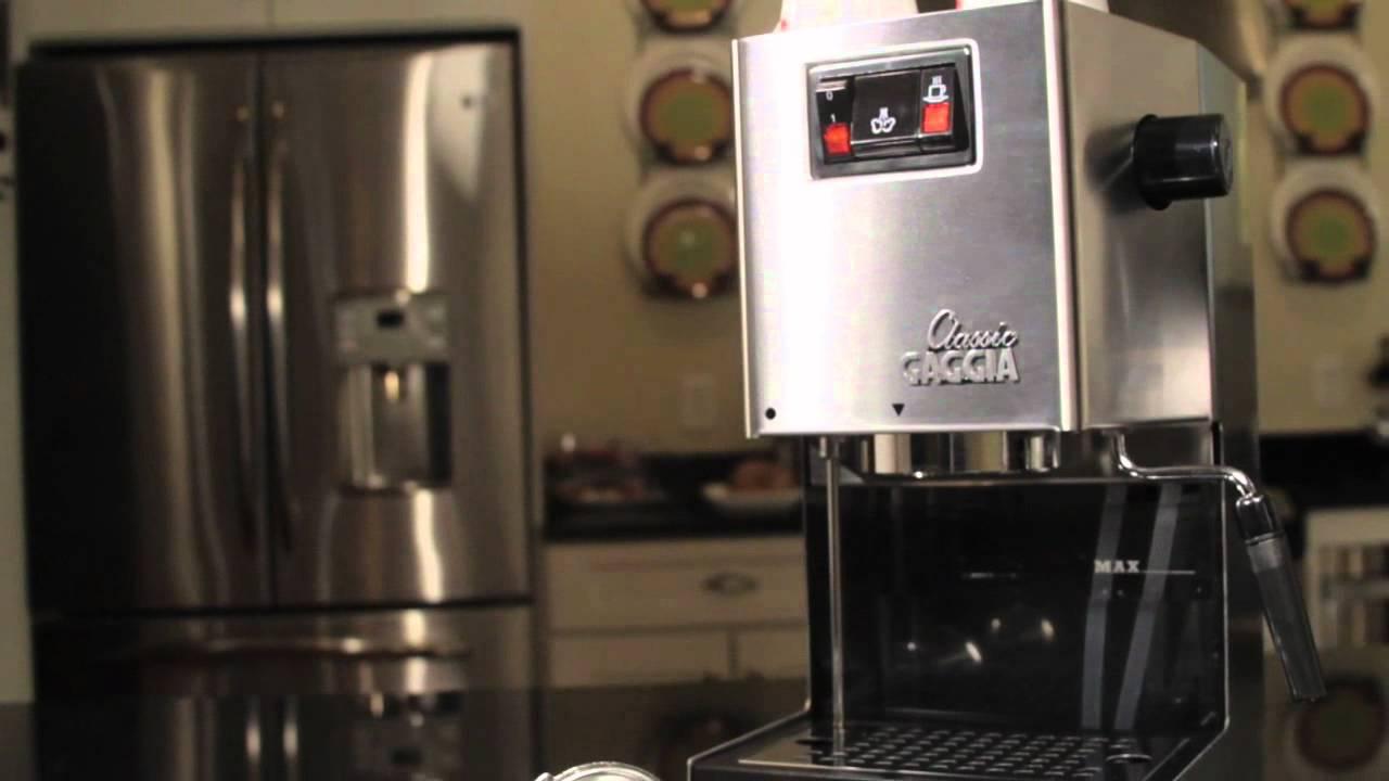 Gaggia 14101 Classic – espresso machine