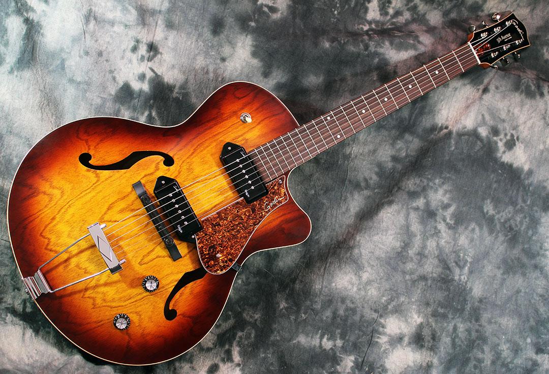 Godin 5th Avenue CW Kingpin II – electric guitar