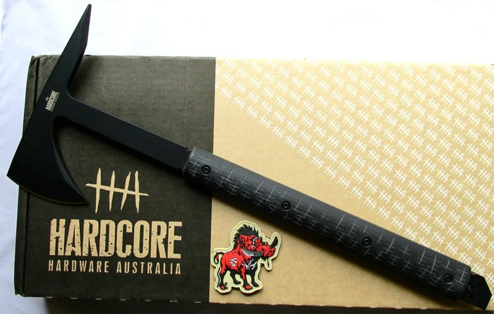 Hardcore Hardware Australia BFT01-G Tactical Tomahawk