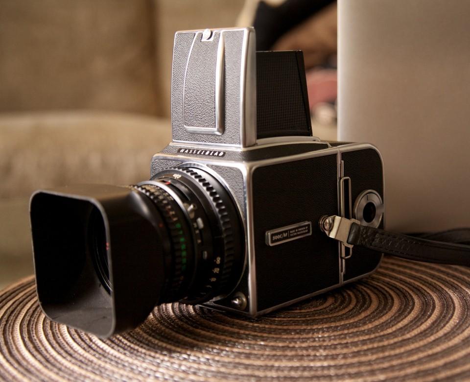 Hasselblad 500C - vintage camera