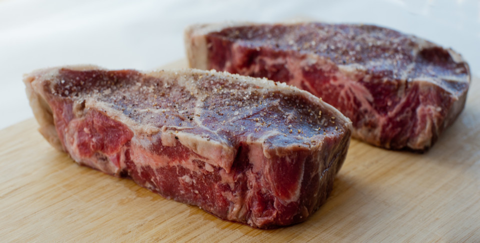 Heritage Foods USA - mail order steaks