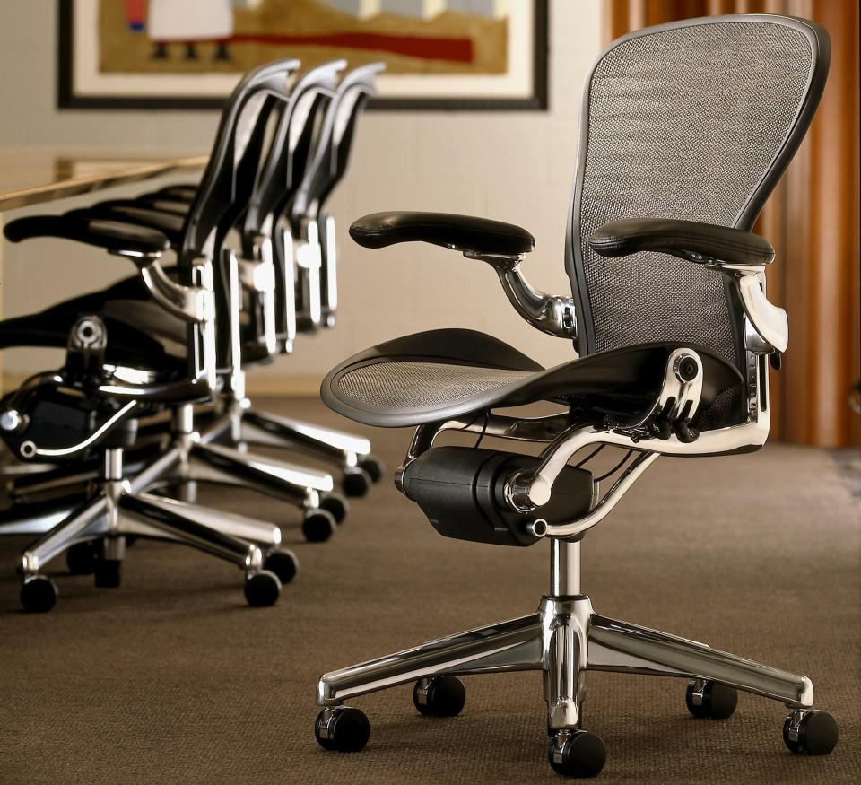 Herman Miller Aeron Tilt - office chair