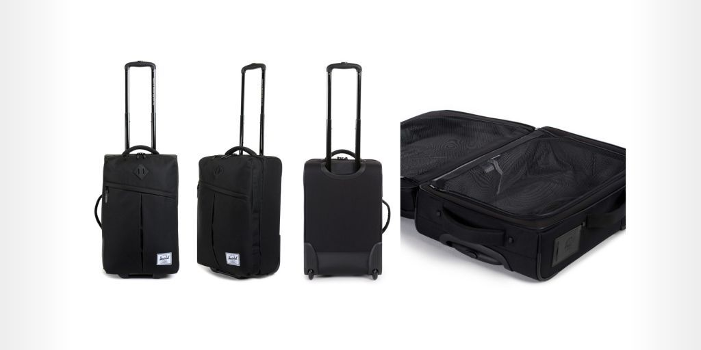 Herschel Campaign Luggage carry on