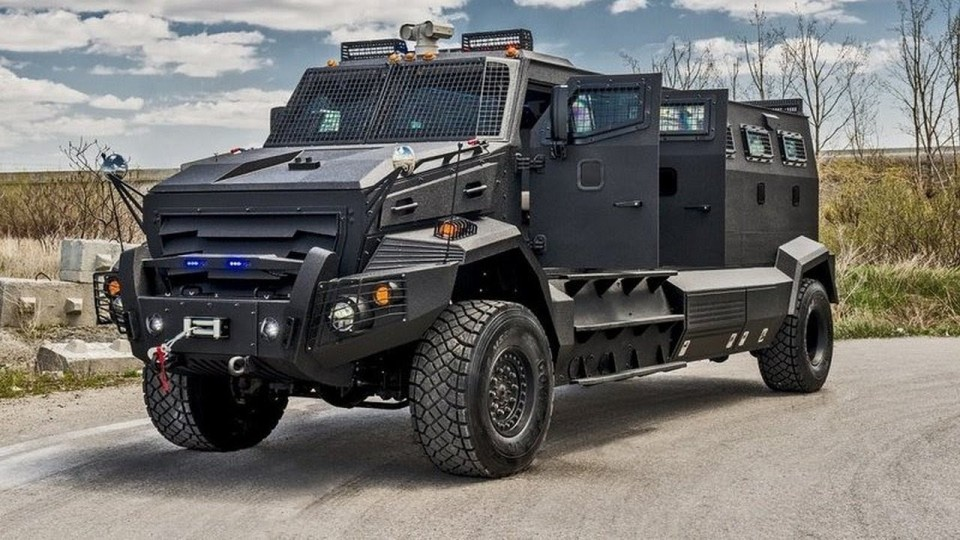 14 Survival Vehicles For Your End Of Days Commute