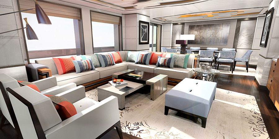 Inside the new range of superyachts from Dynamiq