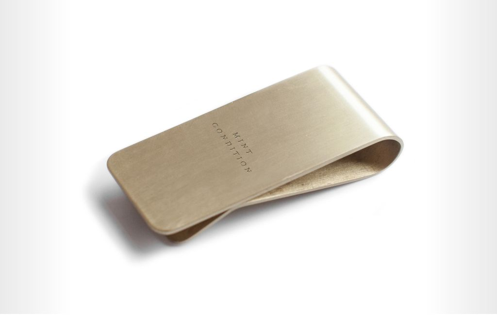 Izola Mint Condition Money Clip 18 Cool Money Clips for Flashing Your Cash with Panache