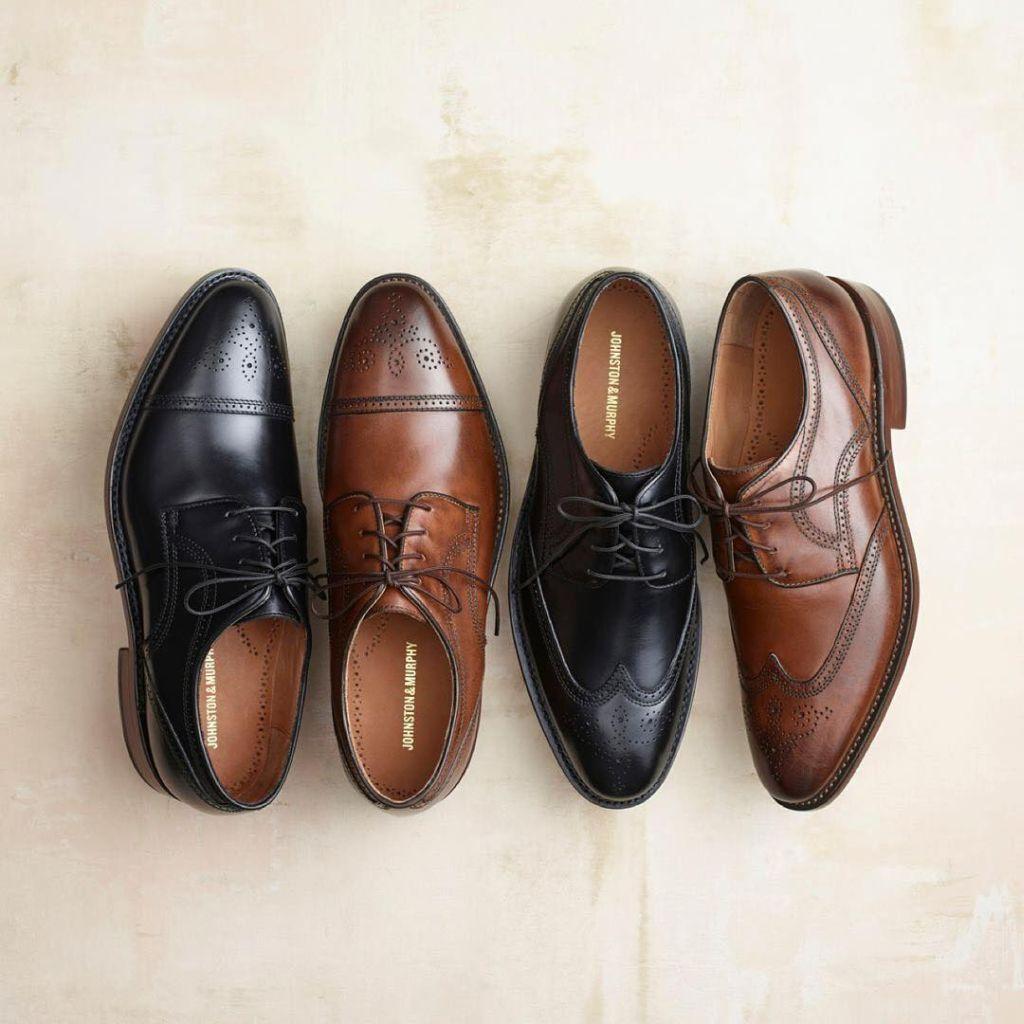 Johnston & Murphy – bespoke footwear
