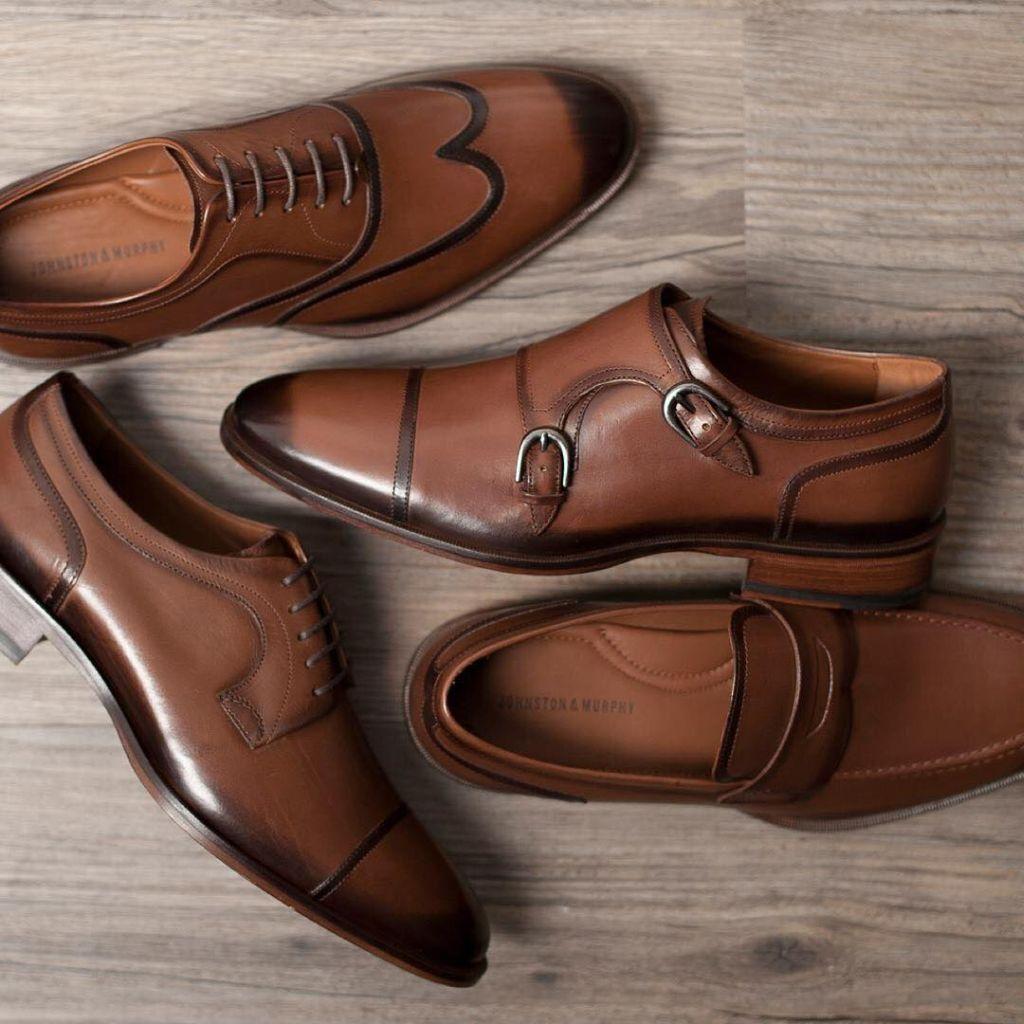 Johnston & Murphy – bespoke shoes
