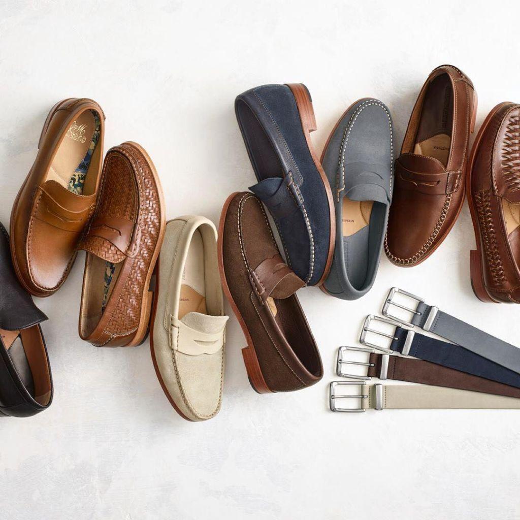 Johnston & Murphy – shoe designs