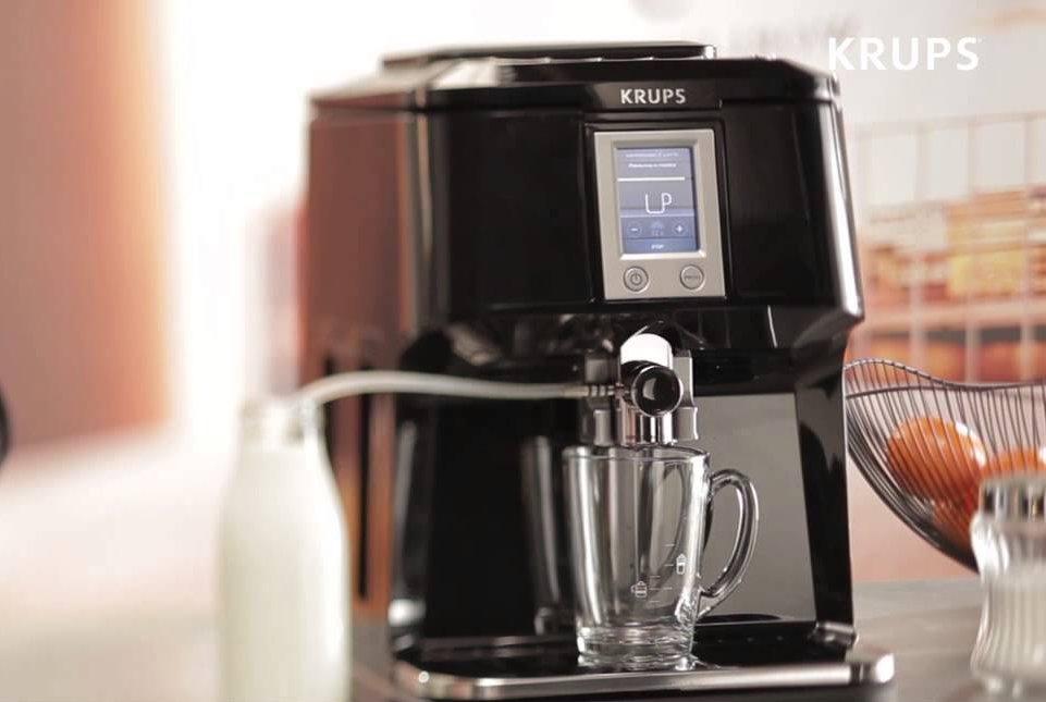 KRUPS EA8442 Falcon – espresso machine
