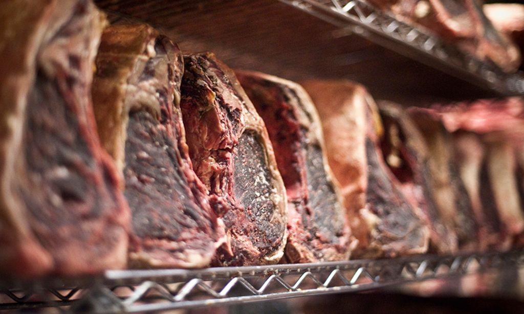 LaFrieda dry aged beef - up to 70 days expertly aged beef available online