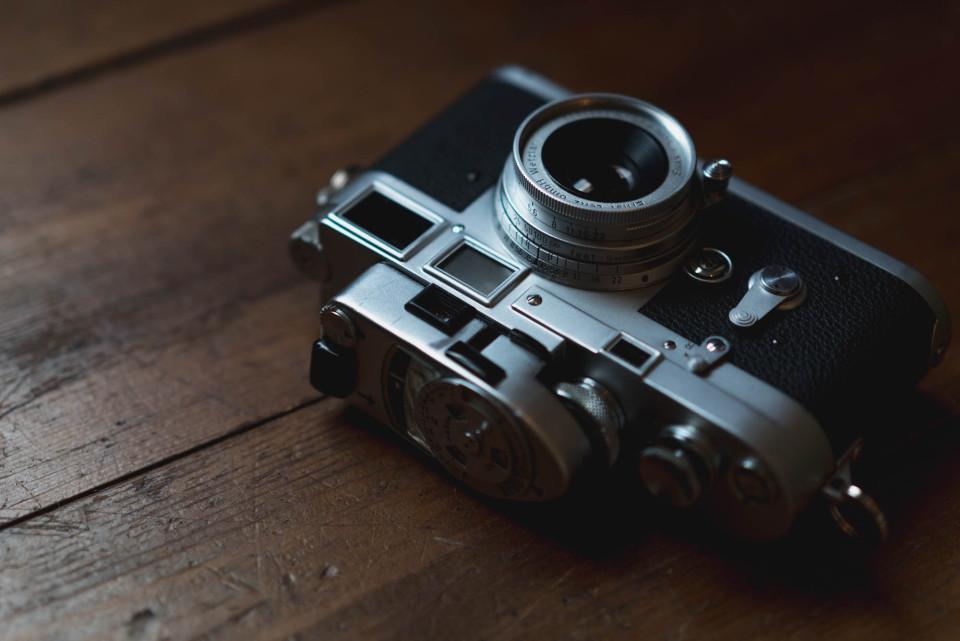 Leica M3 Double Stroke - vintage camera