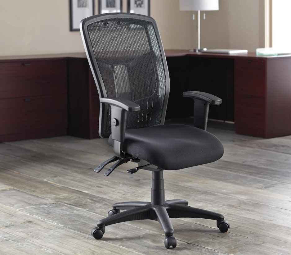 Lorell Executive High Back Chair 17 Finest Office Chairs For Endless Work Hours