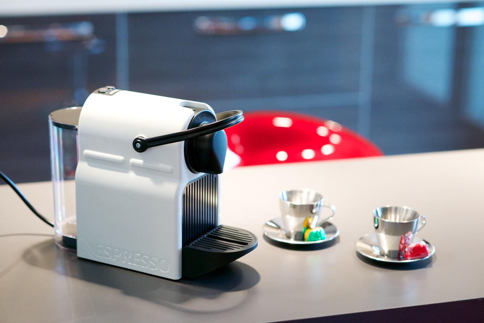 Nespresso Inissia – espresso machine