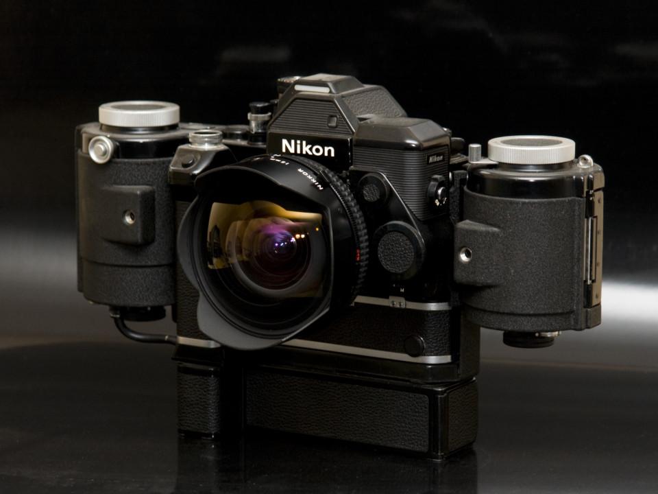 Nikon F2 - vintage camera