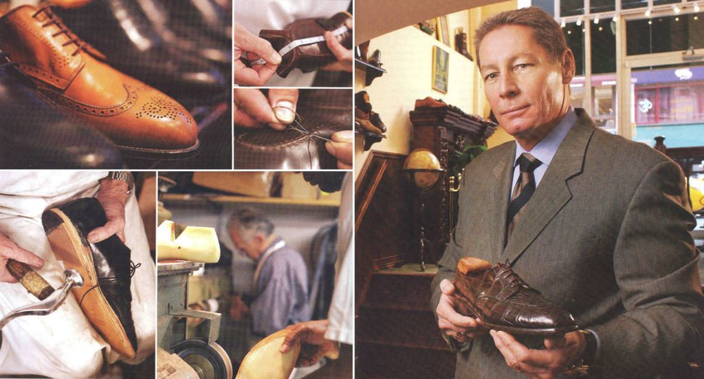 Oliver Moore Bootmakers