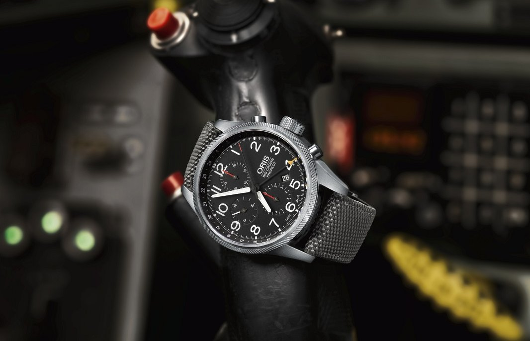Oris Big Crown ProPilot Chronograph GMT watch