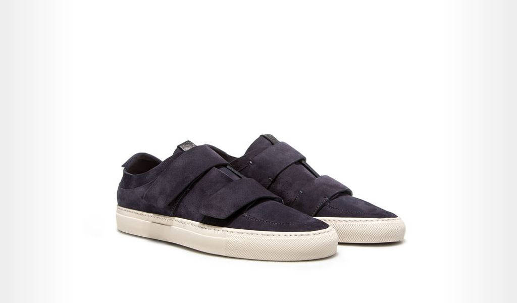STRAP SNEAKERS COLOR STORM – BUTTERO Shoes
