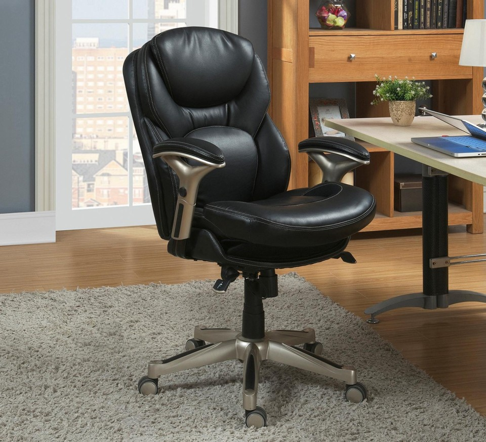 Serta 44186 Back in Motion - office chair