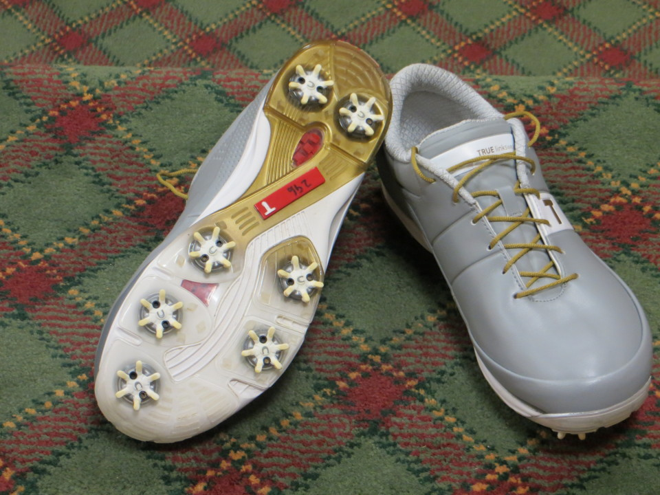 True Linkswear Gamechanger Pro - golf shoes