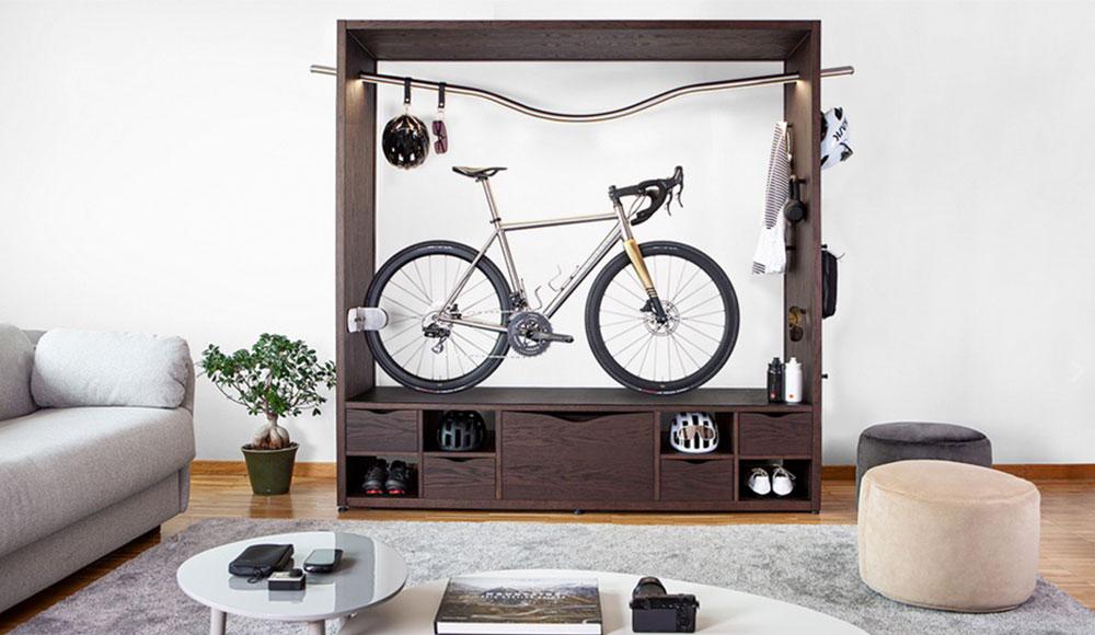 Vadolibero Domo R3 Bike Shelf Rack