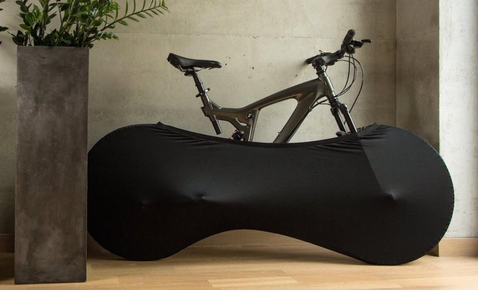Velo Sock Indoor Bike Cover