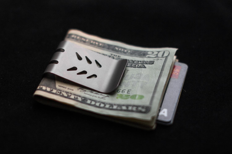 Viper Titanium – money clip