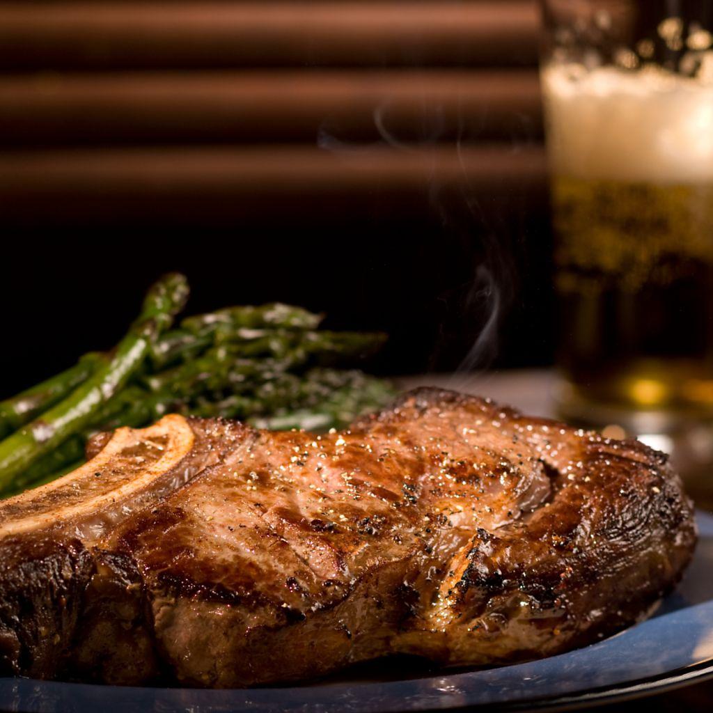 Wagyu Beef Ribeye Steak, Bone-In