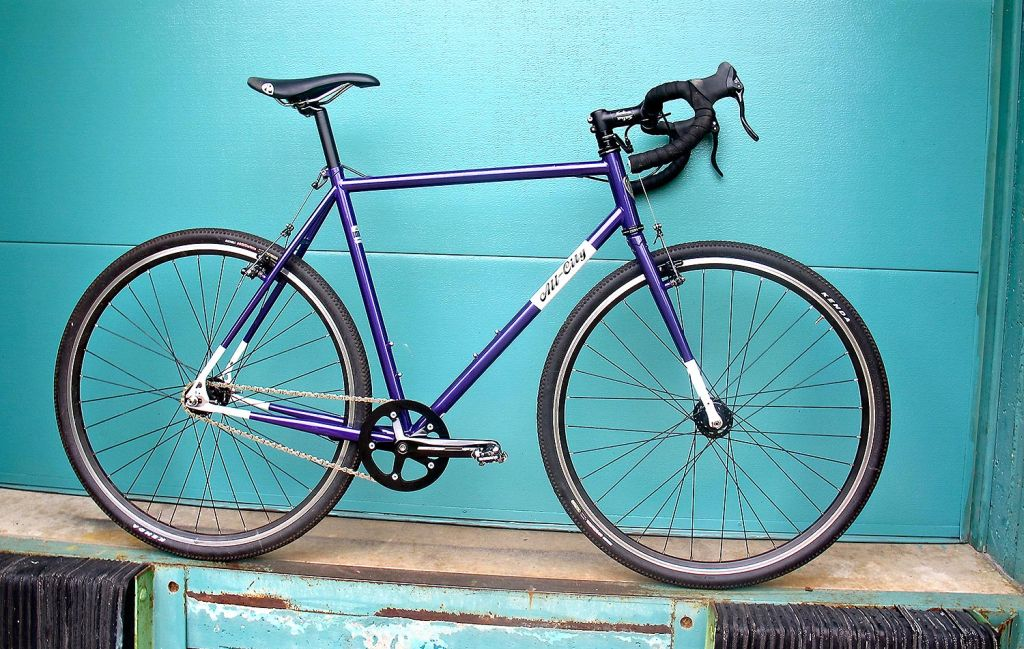 All-City Cycles - Nature Boy single speed bike