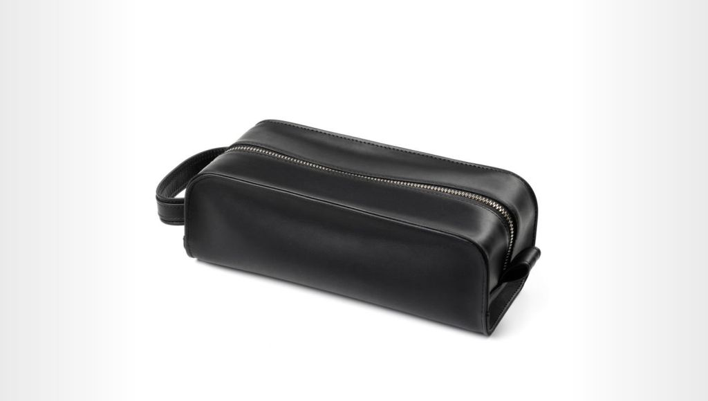 Allen Edmonds Driver Leather Dopp Kit