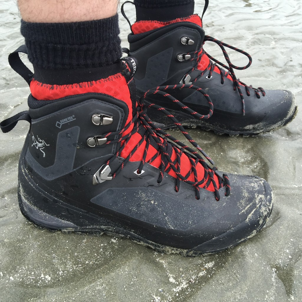Arc'teryx Bora2 – hiking boots
